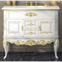 Misty Bianco 90 с 2-мя ящиками белая сусальное золото Л-Бья01090-3912Я