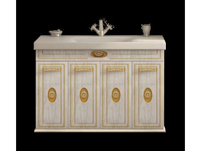 Мебель для ванной Misty Roma 120 ясень Л-Ром01120-4734Я2Р