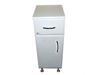 Мебель для ванной Misty Люси-30  тумба напольная левая Э-Люс07030-011Л