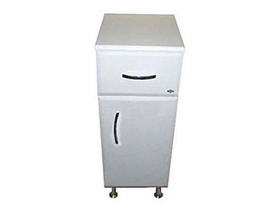 Мебель для ванной Misty Люси-30  тумба напольная правая Э-Люс07030-011П