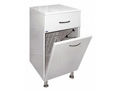 Мебель для ванной Misty Люси- 30 с Б/К  тумба напольная Э-Люс07030-011Бк