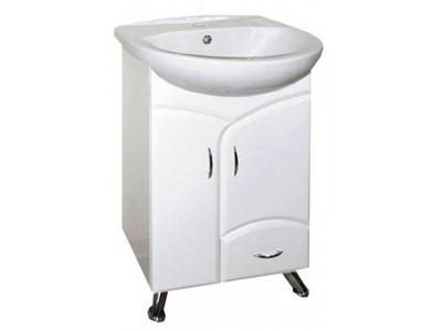 Мебель для ванной Misty Антик -55 Тумба с 1-им ящ. Э-Ант01055-011Я