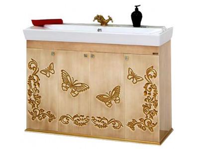 Мебель для ванной Misty Бабочка 120 Л-Баб01120-033Пр