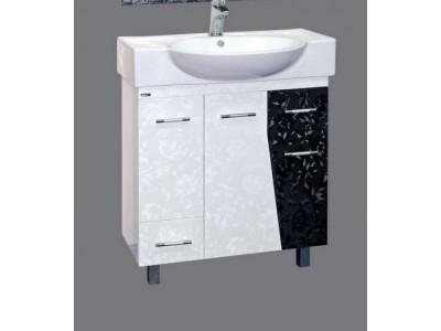 Мебель для ванной Misty Домино 75 П-Дом01075-2422Я