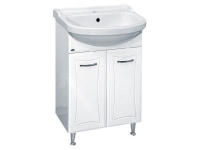 Мебель для ванной Misty Классик - 50 Тумба прямая Э-Кла01050-01Пр