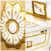 Мебель для ванной Misty Roma 75 бежевая Л-Ром01075-0334Я