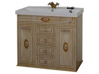 Мебель для ванной Misty Roma 90 ясень Л-Ром01090-4734Я
