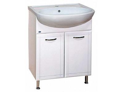 Мебель для ванной Misty Уют - 60 Тумба прямая Э-Уют01060-01Пр