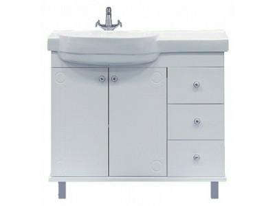 Мебель для ванной Misty Виола 92 П-Вио01092-0113ЯЛ