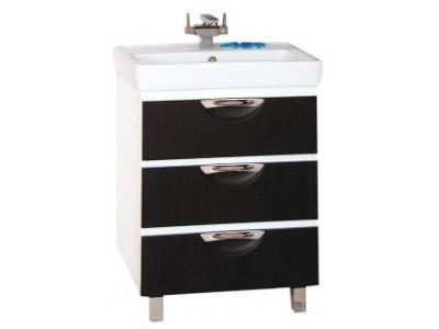Мебель для ванной Misty Жасмин 60 венге П-Жас01060-0523Я