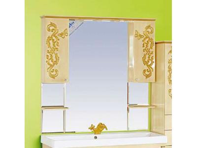 Мебель для ванной Misty Бабочка 120 Л-Баб04120-033Св