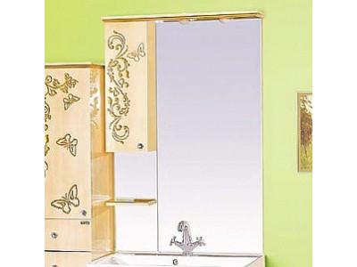 Мебель для ванной Misty Бабочка 75 L Л-Баб04075-033СвЛ