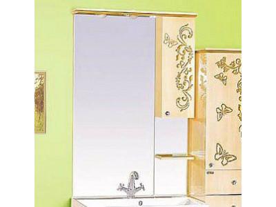 Мебель для ванной Misty Бабочка 75 R Л-Баб04075-033СвП