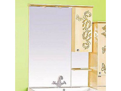 Мебель для ванной Misty Бабочка 90 R Л-Баб04090-033СвП