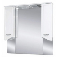 Misty Дрея  -105 Зеркало - шкаф  (свет) Э-Дре02105-01Св