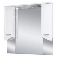 Misty Дрея  - 95 Зеркало - шкаф  (свет) Э-Дре02095-01Св