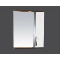 Misty Франко - 55 зеркало-шкаф Венге/белый (свет) прав. П-Фра04055-252СвП
