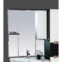 Misty Франко - 65 зеркало-шкаф Венге/белый (свет) прав. П-Фра04065-252СвП