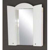 Зеркальный шкаф Misty Илона 100 П-Ило02100-011Св