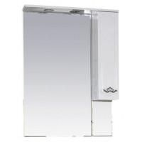 Зеркальный шкаф Misty Камелия 70 R П-Кам02070-012СвП