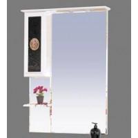 Зеркальный шкаф Misty Леонардо 75 L Л-Лео04075-235Л