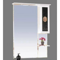 Зеркальный шкаф Misty Леонардо 75 R Л-Лео04075-235П