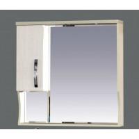 Зеркальный шкаф Misty Модерн 80 L П-Мод02080-19СвЛ