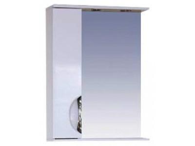 Мебель для ванной Misty Жасмин 55 L белый П-Жас02055-011СвЛ
