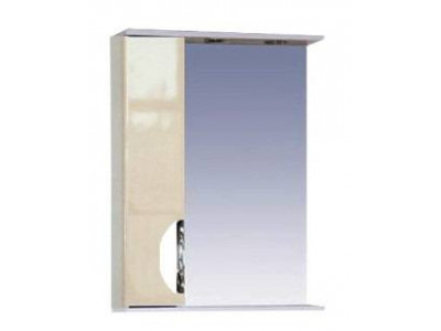 Мебель для ванной Misty Жасмин 55 L бежевый П-Жас02055-031СвЛ