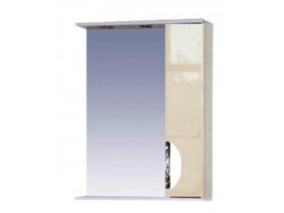 Мебель для ванной Misty Жасмин 55 R бежевый П-Жас02055-031СвП