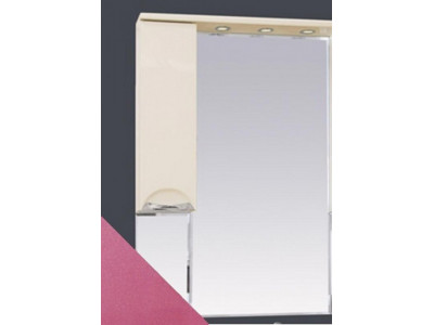 Мебель для ванной Misty Жасмин 65 L розовый П-Жас02065-122СвЛ