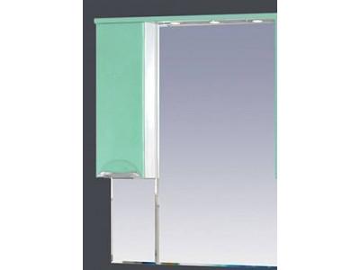Мебель для ванной Misty Жасмин 65 L салатовый П-Жас02065-071СвЛ