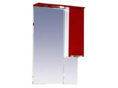 Мебель для ванной Misty Жасмин 65 R красный П-Жас02065-041СвП