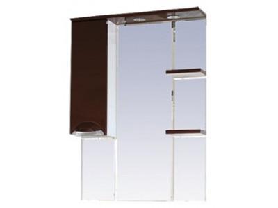 Мебель для ванной Misty Жасмин 75 L коричневый П-Жас02075-141СвЛ