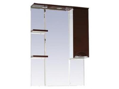 Мебель для ванной Misty Жасмин 75 R коричневый П-Жас02075-141СвП