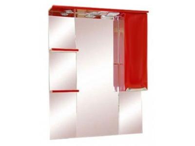 Мебель для ванной Misty Жасмин 75 R красный П-Жас02075-041СвП