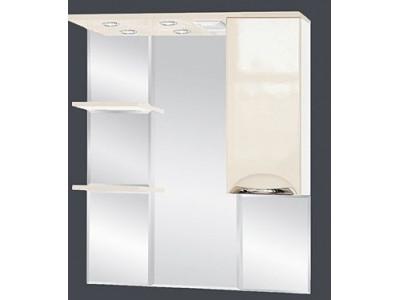Мебель для ванной Misty Жасмин 85 R бежевый П-Жас02085-031СвП