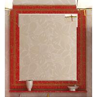 Зеркало Misty Fresko 90 краколет красный патина Л-Фре03090-0417
