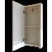 Мебель для ванной Misty Мини -40 Зеркало-шкаф универсальное л/п вудлайн П-Мин04040-172