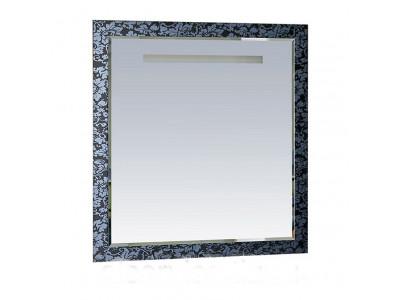 Мебель для ванной Misty Домино 75 черное/белое П-Дом02075-242