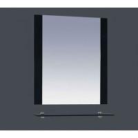 Misty Эмилия - 60 Зеркало черное с полочкой П-Эми03060-021