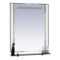 Зеркало Misty Гранд Lux 60 бело-черное Croco Л-Грл02060-239Кр