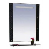 Зеркало Misty Гранд Lux 60 черно-белое Cristallo Л-Грл02060-249Кс