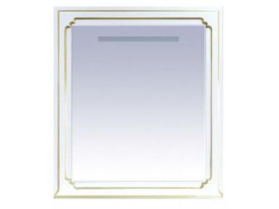 Мебель для ванной Misty Praga 90 белое Л-Пра02090-013