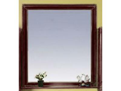 Мебель для ванной Misty Vena 90 бордо Л-Вен02090-103