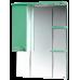 Мебель для ванной Misty Жасмин 85 L салатовый П-Жас02085-071СвЛ