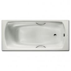 Ванна стальная 170х75 Roca Swing 2201E0000, с отверстиями для ручек