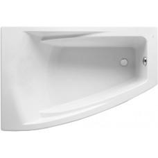 Акриловая ванна Roca Hall Angular 150x100 L ZRU9302864