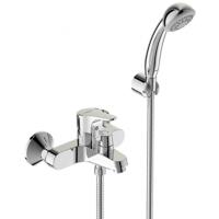 Видима Некст смеситель для ванны/душа, настенный, с керамическим переключателем
