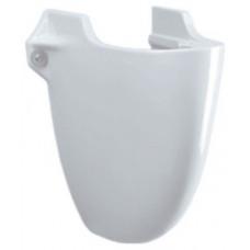 Полупьедестал (BOX) , белый